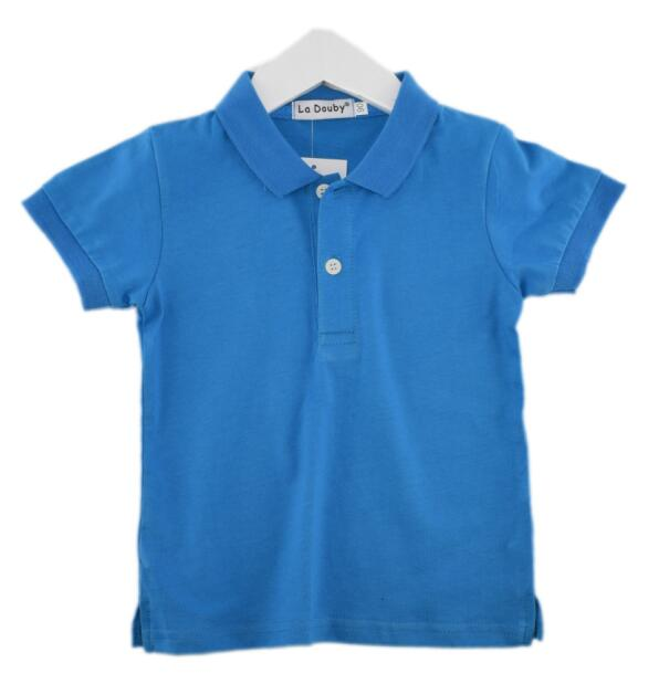 2016 NEW Boys Girls Kids Short Sleeved T-shirt children 100% cotton summer Classic Tees Baby Top solid POLO shirts kids clothes summer brand t shirt boys girls t shirts kids polo shirts children classic sport cheaper tees short sleeve clothing