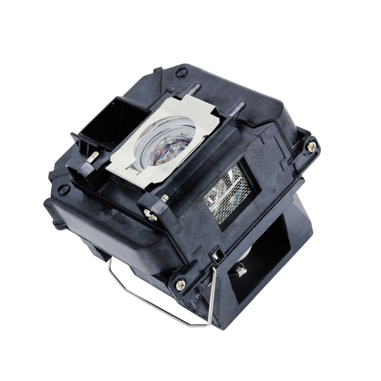 ФОТО ELPLP67 V13H010L67 Lamp for Epson EX7210 EB-W12 EH-TW480 EX5210 EX1261W VS210 VS310 Projector Bulb Lamp with housing