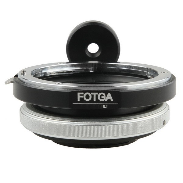 FOTGA מתאם הטיה עבור Canon אותם EF עדשה מיקרו 4/3 M43 מ 43-E-P3 G2 EPL5 EPL6