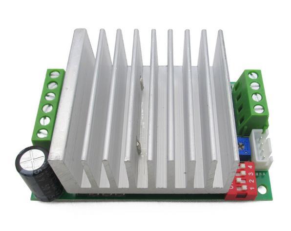 TB6600 4.5A stepper motor driver board, single-axis controller