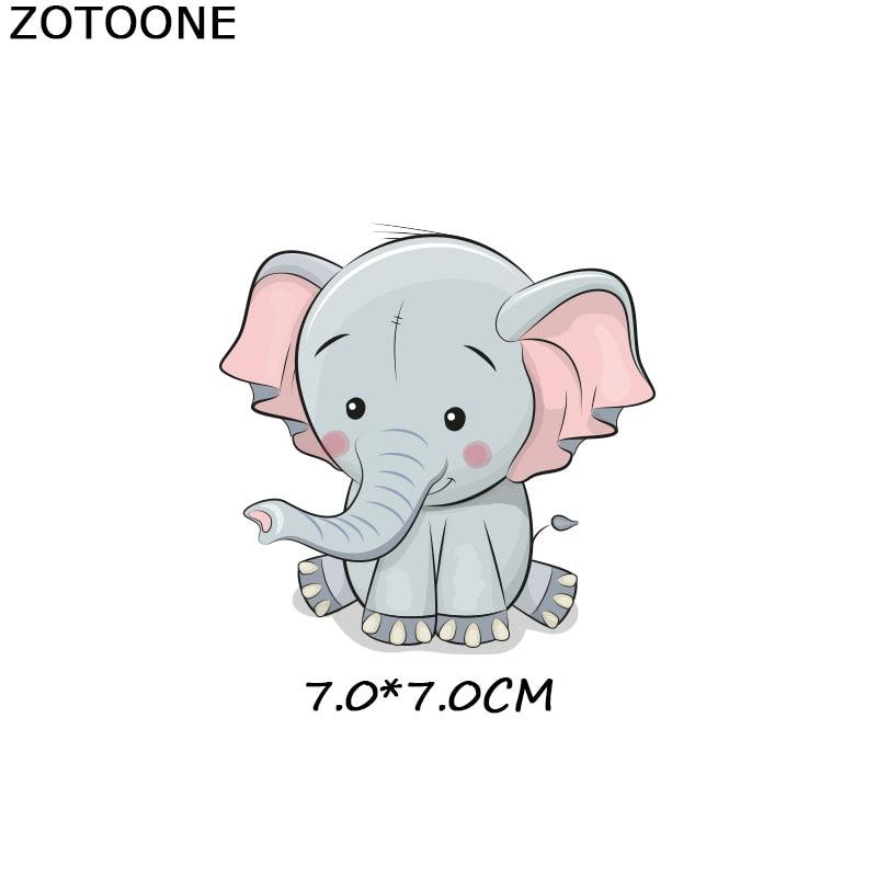 """ZOTOONE железные нашивки на одежду Diy полоски 3D аппликация """"Девочка"""" теплопередача для украшения из ткани наклейки для детей G - Цвет: 1077"""