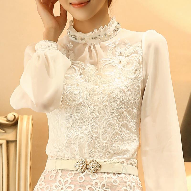 buy women blouses vetement femme vintage embroidery blusa 2015 camisa feminina. Black Bedroom Furniture Sets. Home Design Ideas
