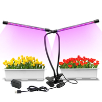 LED Grow Lights Full Spectrum Fitolampy Phyto Lamp With Clip Red Blue Led Growing Lamps For Indoor Flowers Vegetables Plants