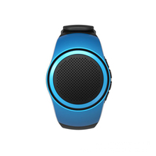 B20 Smart Watch Self-timer, Anti-Lost Alarm, Music, Sport Mini Bluetooth Speaker, Support TF Card, FM Radio, AUX Hands-free for MP3