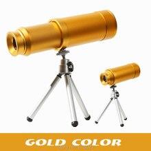 Big discount Monocular Telescope 10X50 High Quality telescopio monoculare professional hunting Tourism Spotting Scope Outdoor 2018 new Rouya