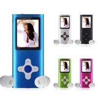 2017 뜨거운 판매 패션 새로운 16 기가바이트 슬림 디지털 MP3 MP4 플레이어 1.8
