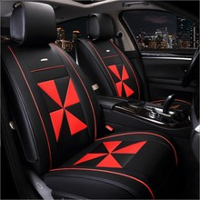 Car seat cover set for VW Volkswagen Passat b5 b6 b7 b8 golf 4 golf 5 golf 6 golf 7 Tiguan polo tiguan 2018 touareg Dacia duster(China)
