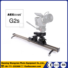Hot ASXMOV-G2s 130cm Wired Controlled Photography Slider Camera Video Slider Dolly For digital Camera W/Controller