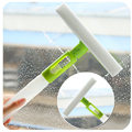 Sided Window Glass Cleaner Shave Brush Longer Window Cleaning Spray