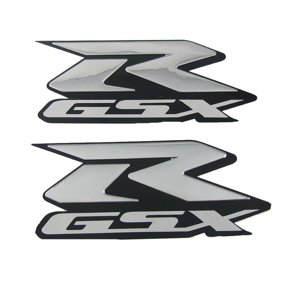 ①Kodaskin etiqueta emblema 3D para R-GSX gsxr 600 750 1000 2004 ...