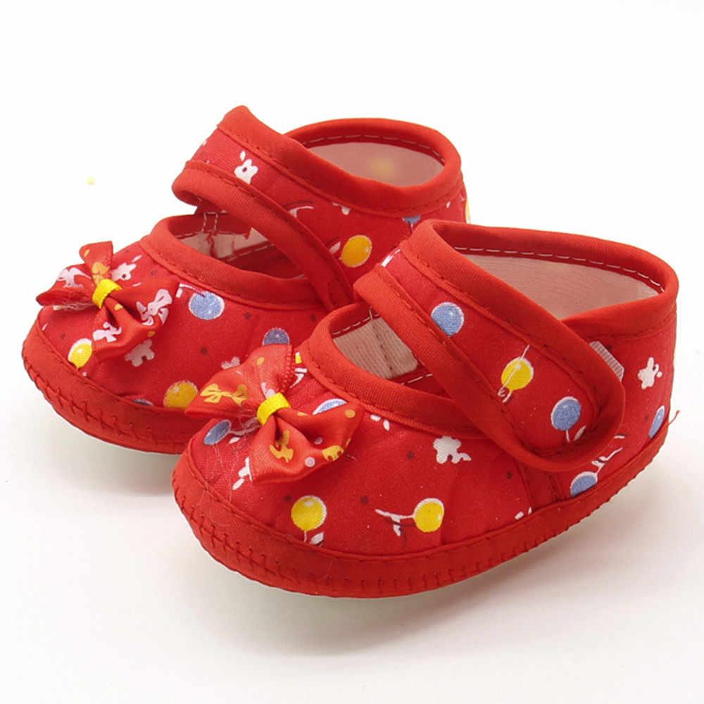 Sapatos zapatos Recém-nascidos do bebê Arco Infantil Meninas Suave Sole Prewalker Quentes Apartamentos Casuais Primeiros Caminhantes Sapatos Da Criança обувь для малышей