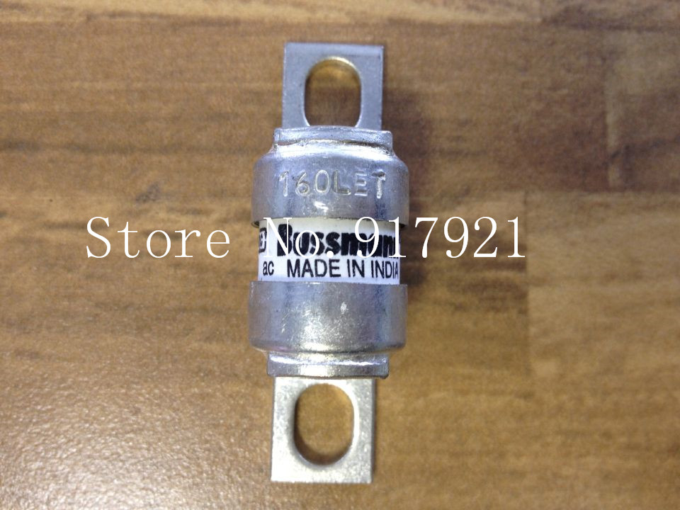 [ZOB] The United States Bussmann LET160 160A 240V BUSS fuse fuse original authentic  --5PCS/LOT [zob] the united states bussmann 170m3817d 315a 690v fuse original authentic