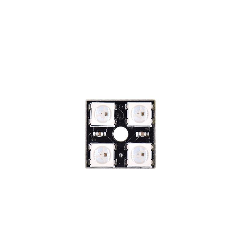1pcs WS2812 LED 5050 RGB 2x2 4 LED Matrix