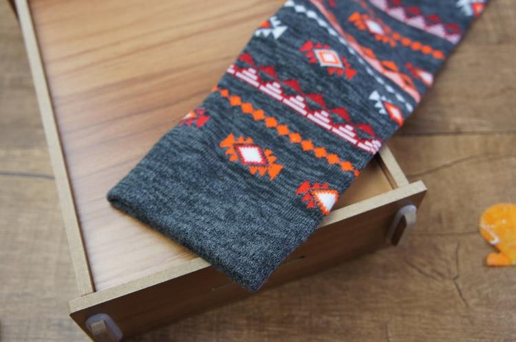 5 paari 2016 uus brändi meeste sokk põlve kõrge paks / termiline - Spordiriided ja aksessuaarid - Foto 6