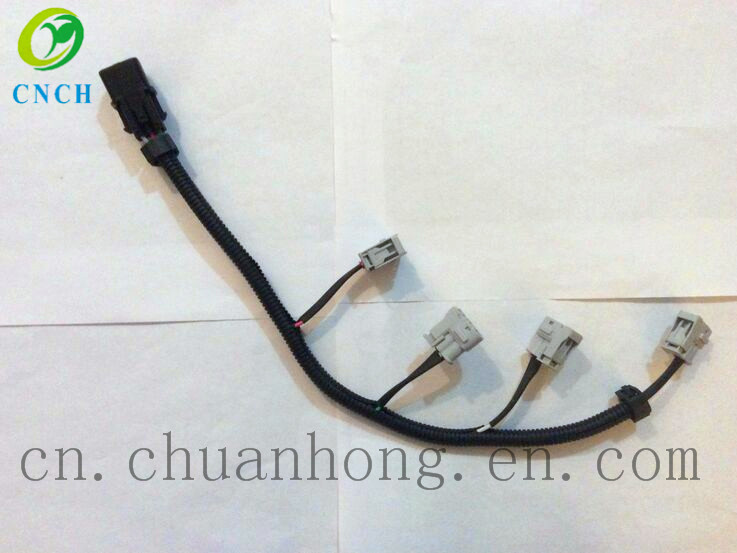 Cnch Harness Ignition Coil Wire For KIA Hyundai Accent Rio Replace 2735026620: Hyundai Ignition Coil Wiring Harness At Goccuoi.net