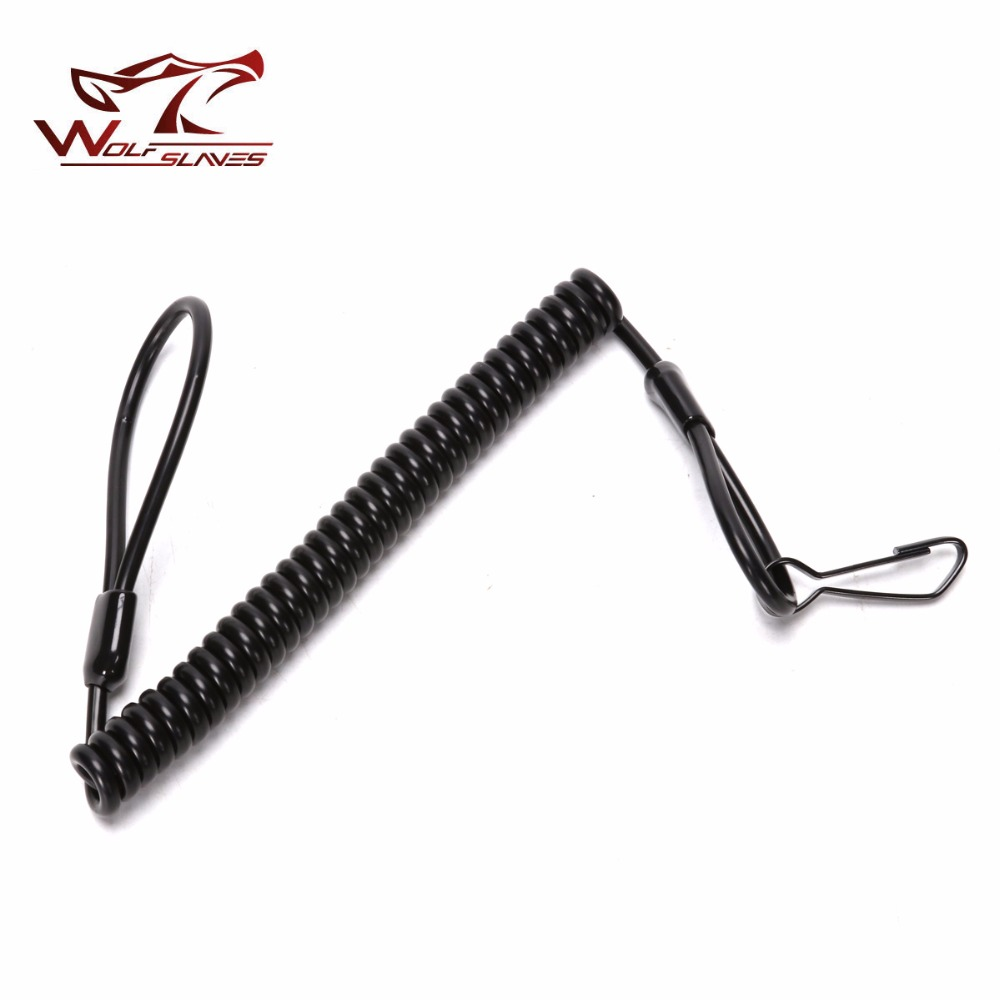 Home Airsoft Tactical Single Point Toy Handgun Spring Lanyard Sling Quick Release Shooting Hunting Strap Army Gear Fine Craftsmanship