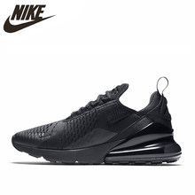 Nike Air Max 270 Running Shoes For Men Sport Outdoor Sneakers Comfortable Breathable For Men AH8050-005(China)