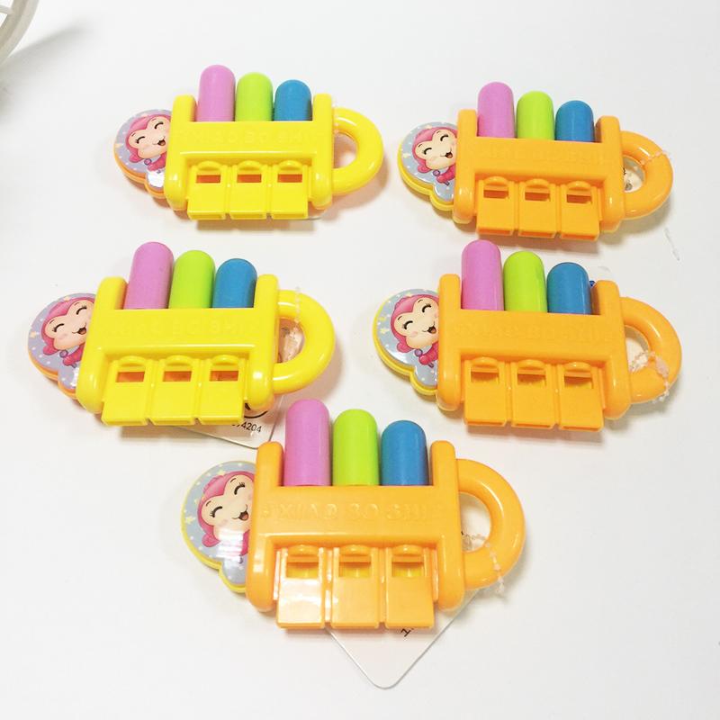 unid colorido creativo juegos divertidos juguetes de plstico beb de aprendizaje musical temprana educacional para