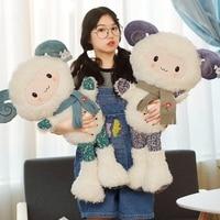 90cm large Sheep Plush Toy Stuffed Soft Sheep Doll Baby Kids Toys Animal Cute Sheep Toy Girl Toys Plush Gift Birthday Gifts