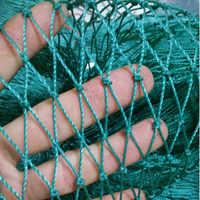 Halbzeuge produkt polyvinylchlorid angeln netzwerk schlepp fischernetz Zucht käfige net mit knort dicke linie Zubehör