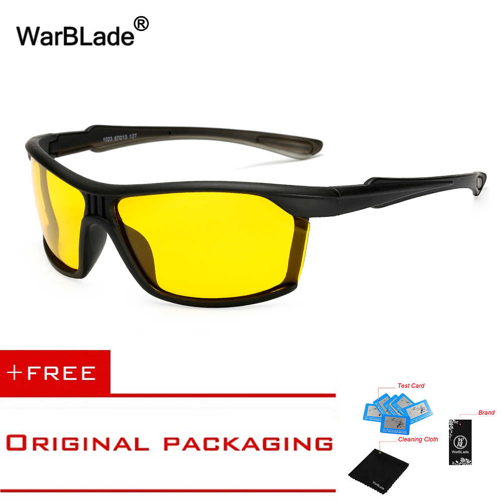 f6d0c0b2579 Detail Feedback Questions about Mens Fashion Polarized Night Driving  Sunglasses Women Yellow Lense Night Vision Driving Glasses Goggles Reduce  Glare ...