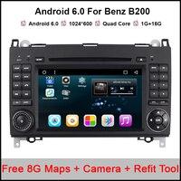 Car DVD GPS For Mercedes Benz B200 B150 B170 A180 A160 Vito W639 245 169 906