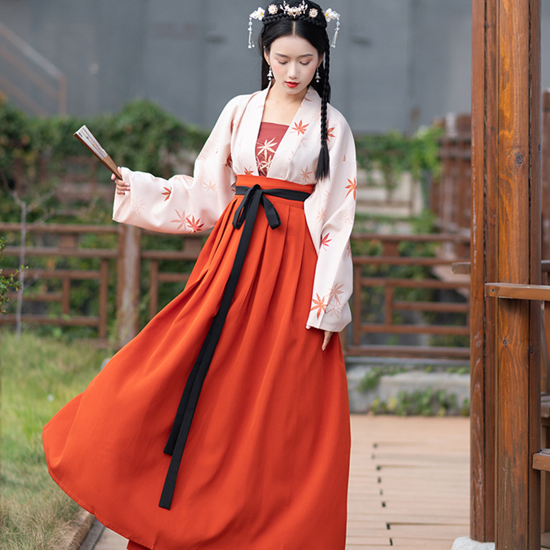 Chinese Traditional Costume Hanfu Dress Outfit Women Chinese Dance Costumes Hanfu Women Cheongsam