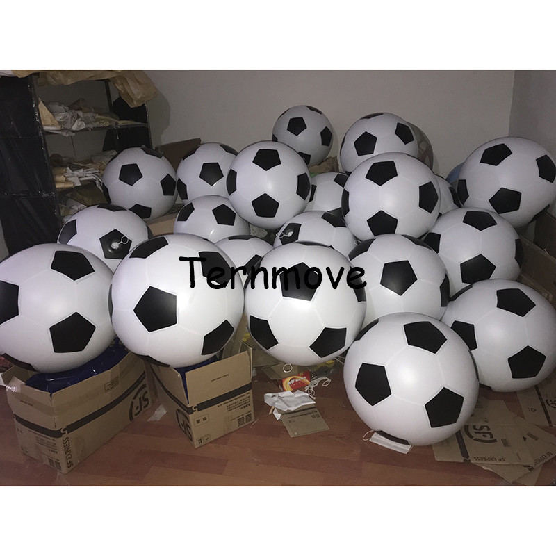 Inflatable Helium Football Ball PVC Cheap Price Event Display giant helium balloon air tight large sky balloonsInflatable Helium Football Ball PVC Cheap Price Event Display giant helium balloon air tight large sky balloons