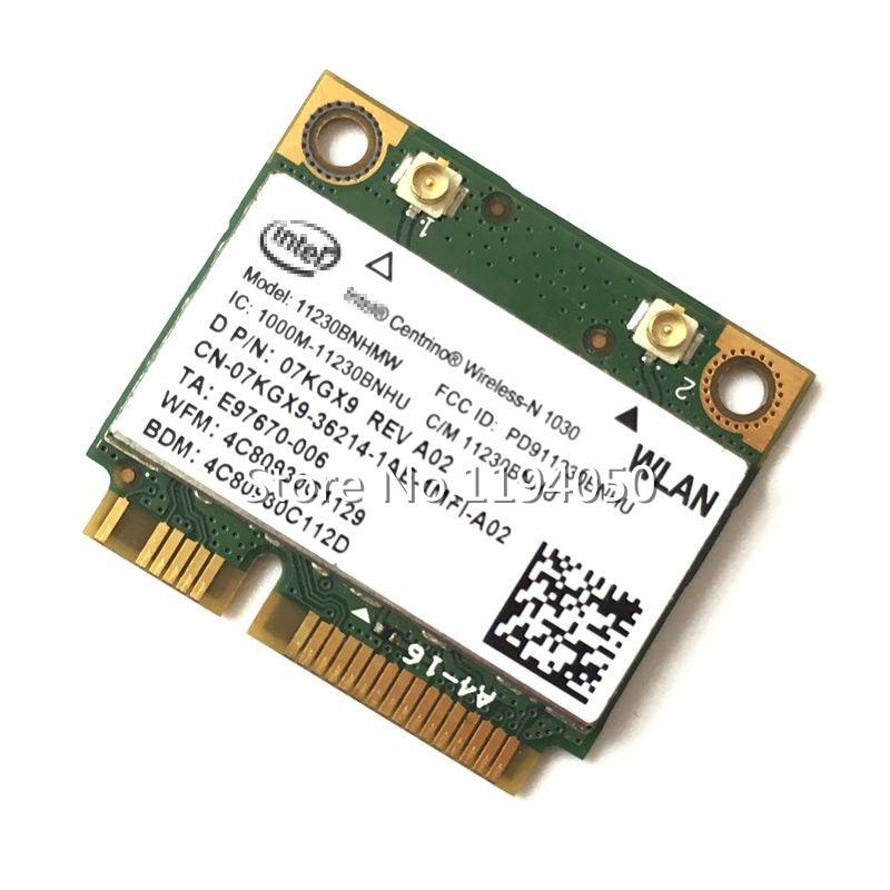 Intel Centrino Wireless-N 1030 11230BNHMW WiFi 300M+ Bluetooth BT 3.0 intel N1030(China)