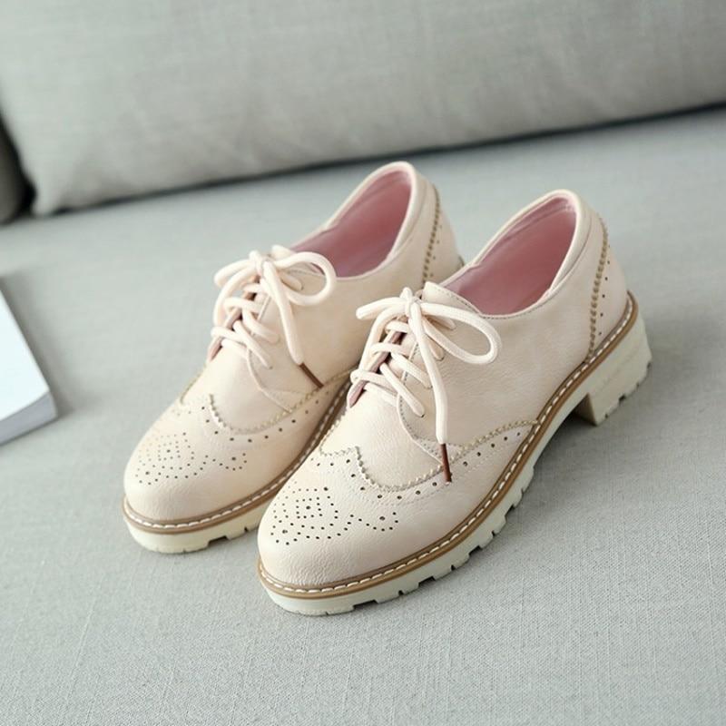 New oxford shoes for women zapatos mujer sapato feminino scarpe donna flat shoes women oxford feminino женские кеды shoes women huarache zapatos mujer ws6 4 shoes women5354