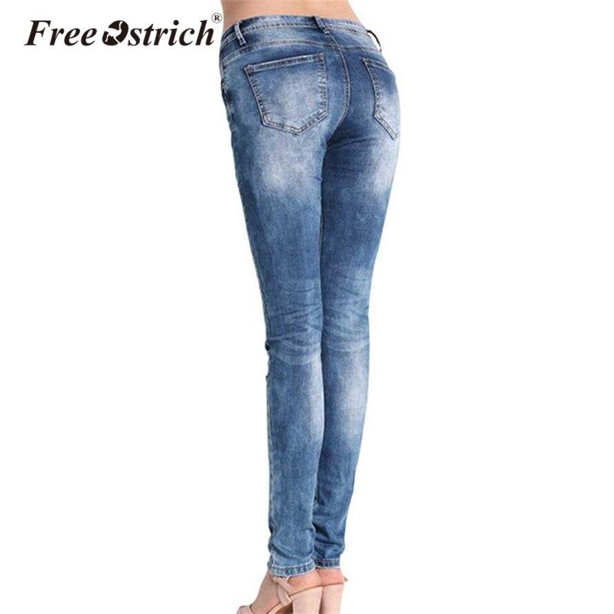 Avestruz Azul De Mujeres Pantalones Libre Sep27 Para 2018 Elástico Denim Celebridad Y Skinny Jeans Bajo Rasgado Lavado X5dwxBqg