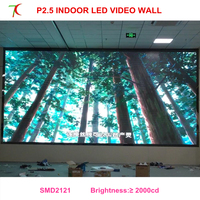 LED Screen Expert P2 5 Indoor Full Color Display Widely Use For Led Video Wall