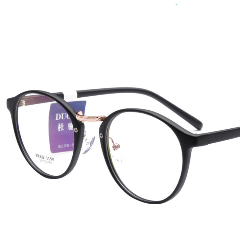 2015 miopía marcos De anteojos hombres moda Vintage gafas mujeres ...