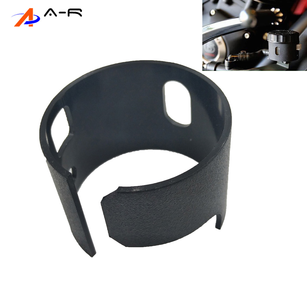 Motorcycle Snap On Reservoir Cover Rear Brake For All Victory Magnum X-1 Stealth