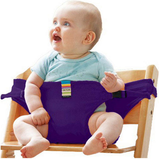 Genial Baby Chair Portable Infant Seat Product Dining Lunch Chair/Seat Safety Belt  Feeding High Chair