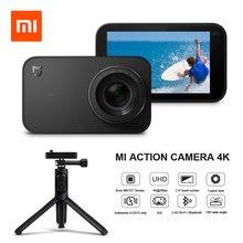 International version Xiaomi Mi Mijia Action camera 4K /30FPS Ambarella A12S75 WiFi underwater waterproof Cam Sport video camera