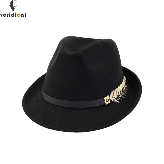 WHLYZ YW Men s Bailey Ofhollywood Fedora Hat For Gentleman Crushable Hantom  Dad Bowler Hat Luxury Billycock Hats size 58 cm d6481dbbca7