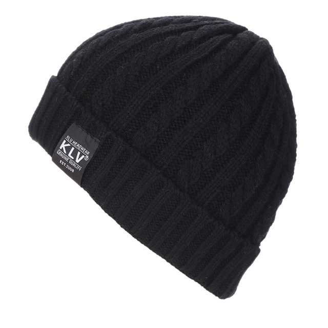 Cute Hot Sale Hip Hop Women s Hat Female Winter Headwear For Men Outdoor  Beanies Cap Knitted Boy Braid Gorros Warm Men s Caps db130b6124d