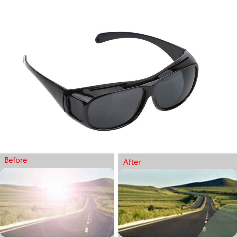 Car Driving Glasses Night Vision Goggles Polarized Sunglasses For Toyota Corolla RAV4 Camry Prado Yaris Hilux <font><b>Prius</b></font> Land Cruiser image