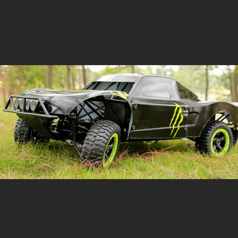 2017 Rovan 1/5 BAJA LT 4WD RC Car 29CC Engine Four Bolt Fixed 2T Gasoline Four-Wheel Drive Powerful Than LOSI 5IVE-T 2017 new rovan 1 5 scale gasoline rc car baja 5b high strength nylon frame 29cc engine warbro668 symmetrical steering