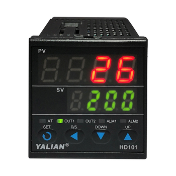 2018 nuevo de alta precisión pid controlador de temperatura para horno de buena calidad controlador digital de temperatura para la industria, etc.