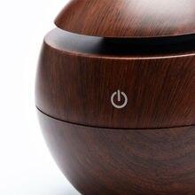 Mini Wooden Aroma Diffuser