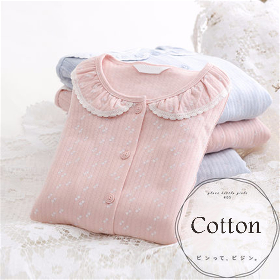 Maternity Breastfeeding Clothes Cotton Sleepwear Nursing Pajamas Suit Long Sleeve Pyjama Femme Enceinte Coton Clothes 70M0219 2016 winter nursing clothes sleepwear pregnant costume top quality cotton breastfeeding pajamas maternity clothes mother xxxl