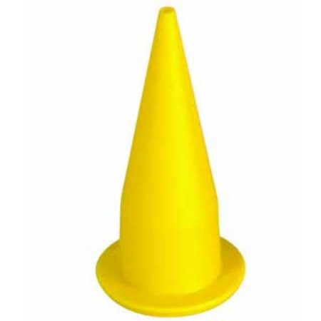 Free Shipping Yellow Cone Plastic Nozzle For Caulking Gun Use Popular In North America(BC-P010-C)