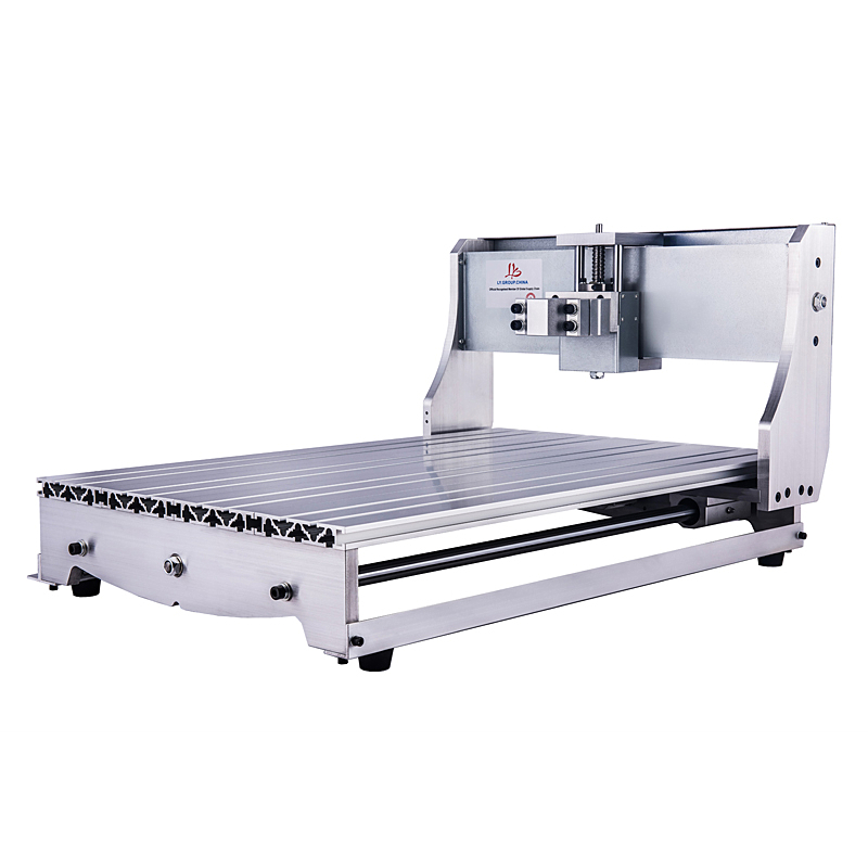 CNC 6040 Router Frame kit CNC 6040Z milling machine DIY rack with bed, ball screw aluminum lathe body cnc 6040 router 1605 ball screw cnc frame kit diy cnc engraving machine