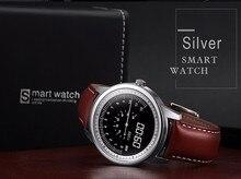 DUAL-CORE-CHIP-DM365 LEM1 smart watche Bluetooth 4 MTK2502 IP67 wasserdichte Runde smartwatch IOS Android für iphone samsung k8 smart uhr K18
