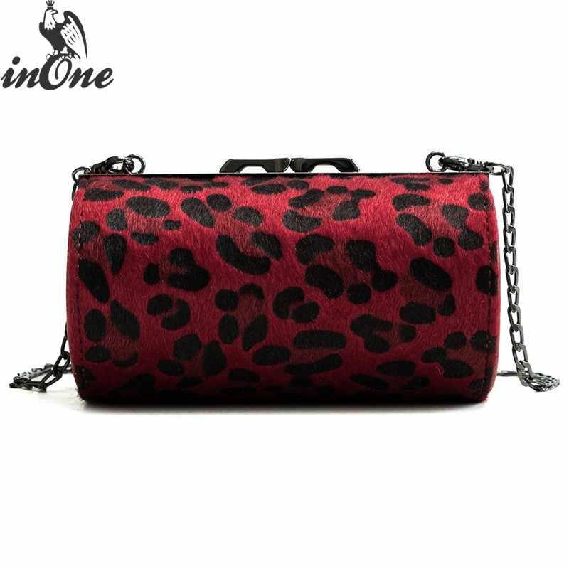 ... INONE Vegan Leopard Zebra Fur Leather Crossbody Shoulder Bags for Women  2018 Bolsa Feminina Travel Purse ... 57429dffbc