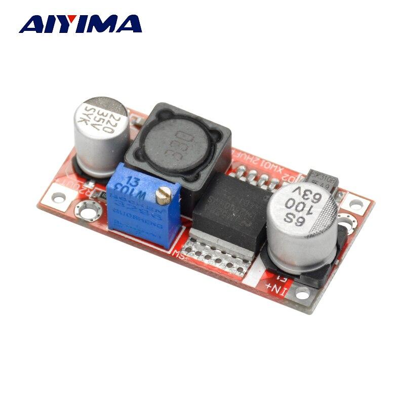 Aiyima LM2596HV Power Supply Module 5-56V 48V 24V 5V Adjustable Step Down Electric Car Charging Buck Board ConverterAiyima LM2596HV Power Supply Module 5-56V 48V 24V 5V Adjustable Step Down Electric Car Charging Buck Board Converter