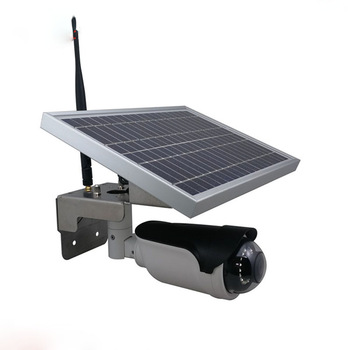 Panoramic green power Solar extension power supply ip wireless cctv WIFI cameras for home security, P8S-1 1