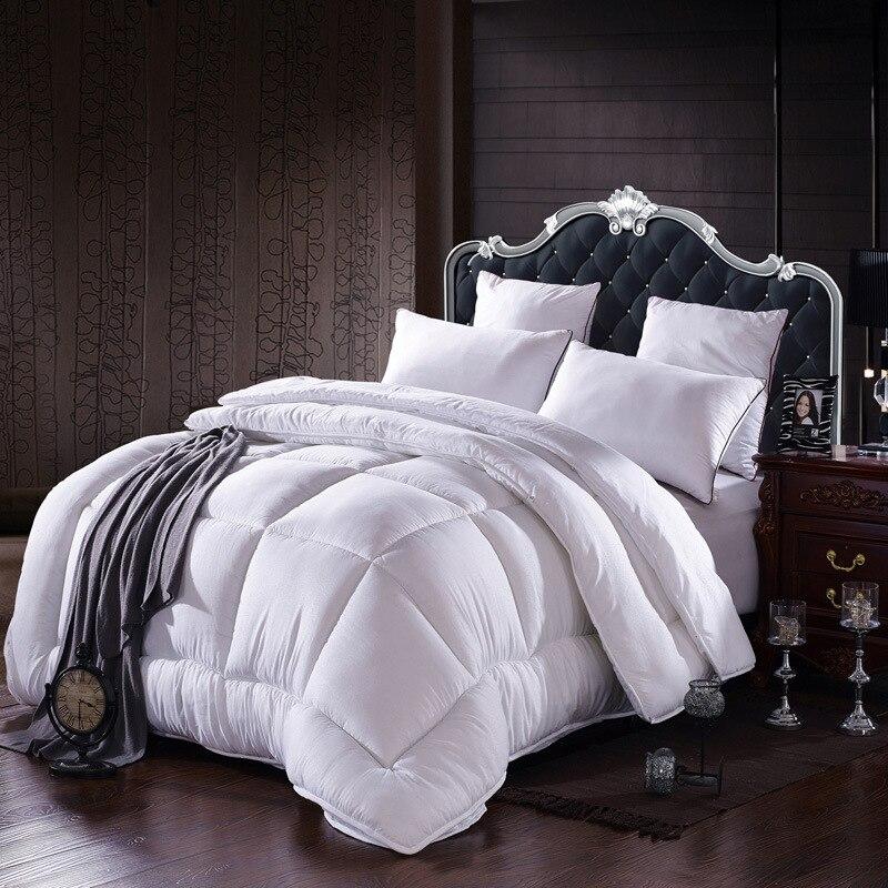 2019 Spring Promotional Down Duvet Comforter Quilt Filled 220x240 Comforter Blanket Bedding Filler
